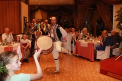 Easter with a folk song and dance formation at the Spa Club Bor Velingrad