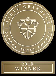 Международных гостиничных приза Haute Grandeur за отель Спа Клуб Бор Велинград