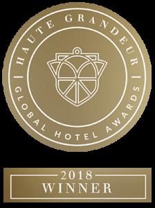 Международных гостиничных приза Haute Grandeur