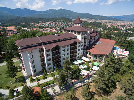 Hotel Spa Club Bor 4 * Velingrad