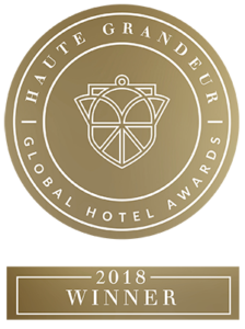 Global hotelier awards Haute Grandeur