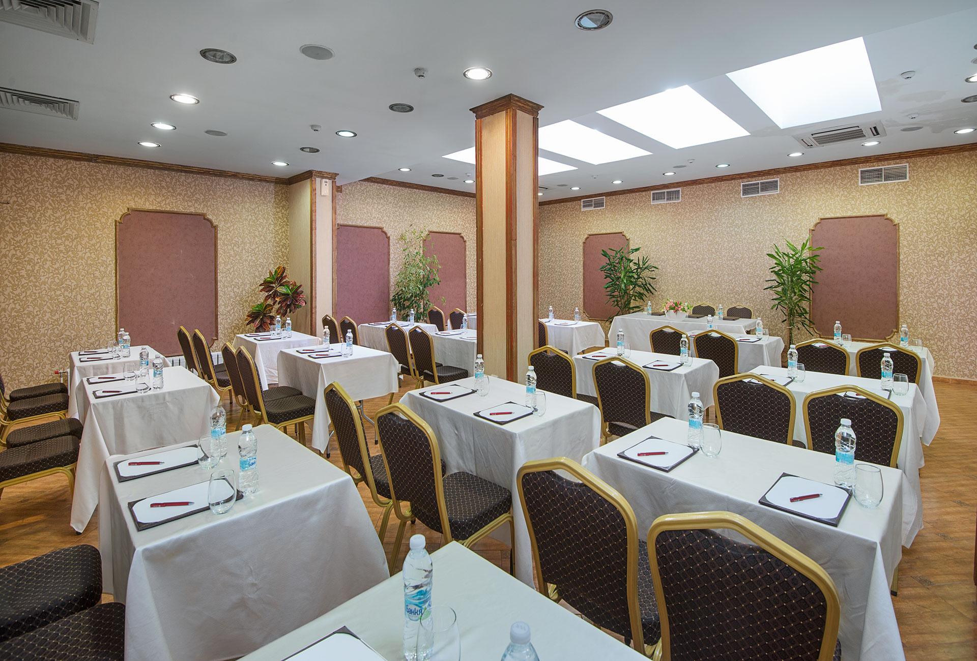 Конферентни зали в хотел Спа Клуб Бор