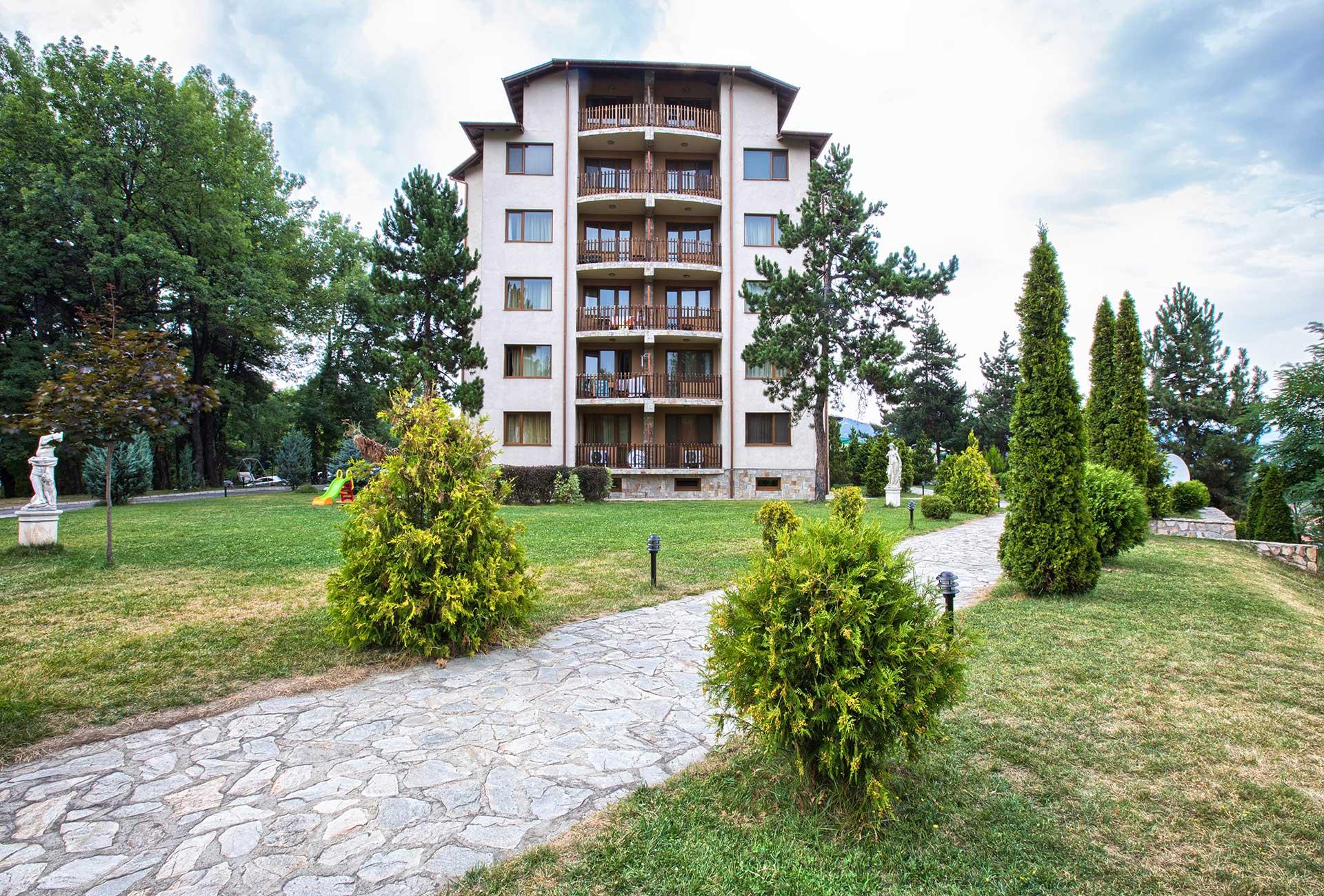 Teambuiling in a Spa Hotel in Velingrad