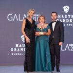 Nagradi Haute Grandeur 2018 za hotel Spa Club Bor-Награди Haute Grandeur 2018 за хотел Спа Клуб Бор Велинград