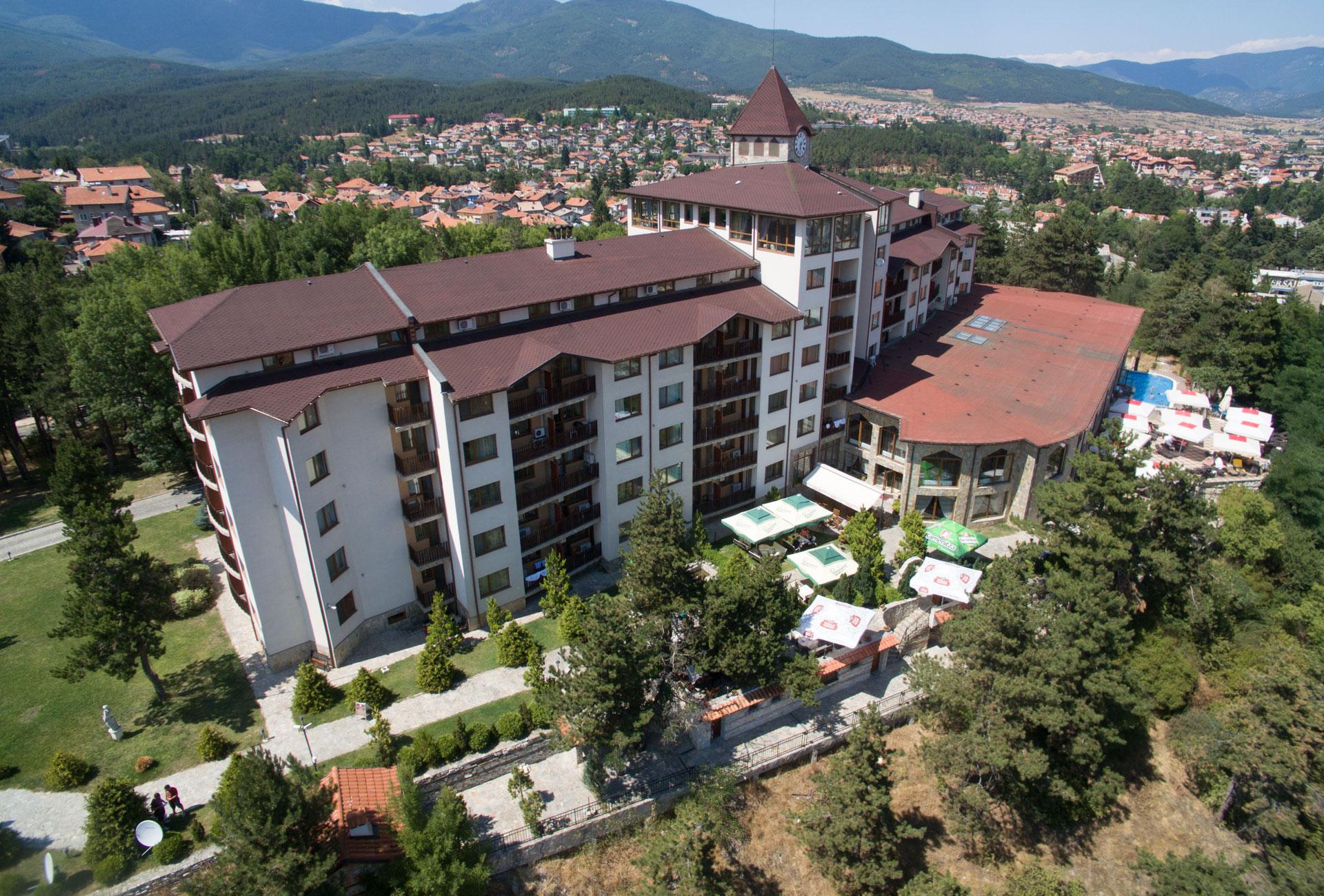 Ochakvaite nova vizia na vanshnia basein na Spa Club Bor-От 01.07.2019 външният басейн на хотел Спа Клуб Бор ще има нова обновена визия