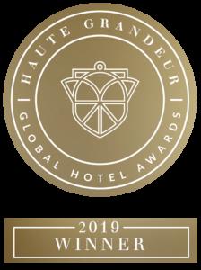 Международни хотелиерски награди Haute Grandeur 2019 година за хотел Спа Клуб Бор Велинград