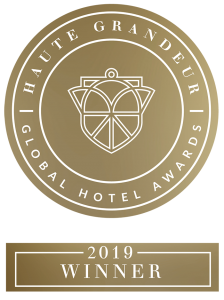 International hotel awards Haute Grandeur 2019 for Hotel Spa Club Bor Velingrad