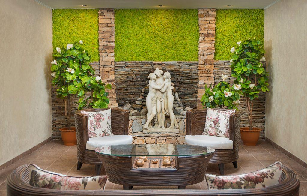 Relax zone in Hotel Spa Club Bor Velingrad